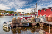 10. The Fishing Village of Salvage, Newfoundland